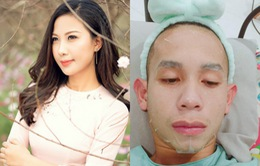 "MC Quỳnh Hoa ""say nắng"" Hồng Duy U23 Việt Nam"