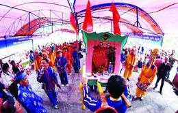Quảng Ngãi: Ngư dân làng chài Lăng vạn Nước ngọt Thanh Thủy tổ chức lễ hội cầu ngư