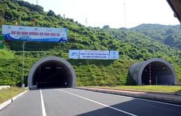 Bắt đầu trung chuyển xe máy qua hầm đường bộ Đèo Cả