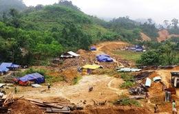 Quảng Nam khẩn trương ổn định cuộc sống người dân vùng lũ