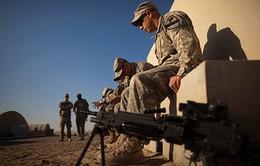 Mỹ cắt giảm quân tại Iraq sau chiến thắng trước IS