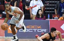 ABL 2017 -  2018: Saigon Heat nhận thất bại trước Chong Son Kungfu
