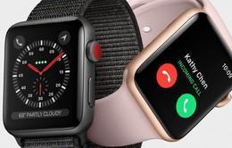 Năm 2017, Táo khuyết thắng đậm cùng Apple Watch