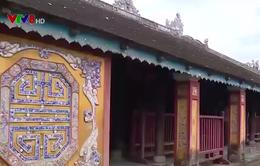 Khó khăn trong trùng tu di tích ở Thừa Thiên Huế