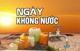 Báo động khan hiếm nước sạch đô thị