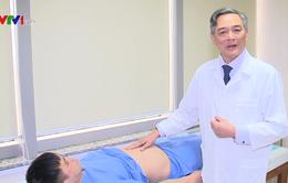 Chẩn đoán nguyên nhân đau bụng qua vị trí đau