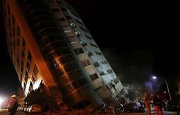 4 người thiệt mạng, 200 người bị thương sau trận động đất rung chuyển Đài Loan