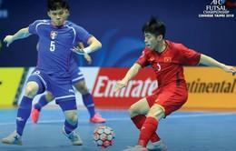 Tứ kết futsal châu Á 2018, ĐT Việt Nam - ĐT Uzbekistan: Chờ điều kỳ diệu như U23 Việt Nam (18h ngày 8/2)