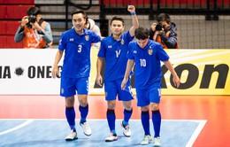 Các cặp đấu tứ kết Futsal châu Á 2018: Việt Nam, Thái Lan trước thử thách khó khăn