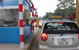 Buộc dừng các trạm BOT không lắp hệ thống thu phí tự động