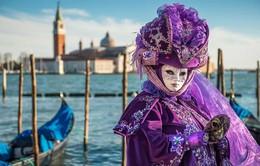 Venice tưng bừng lễ hội mùa xuân hấp dẫn nhất hành tinh
