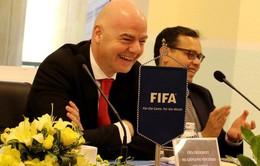 """Chủ tịch FIFA Infantino: """"Việt Nam có quyền mơ về World Cup"""""""