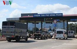 Bình Thuận kiến nghị miễn giá vé BOT Sông Phan