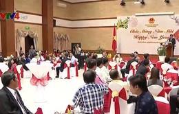 Đại sứ quán Việt Nam tại Campuchia tổ chức đón Xuân mới