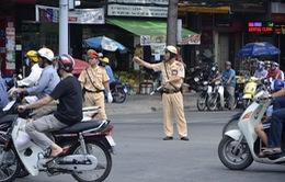 TP.HCM: Điều chỉnh giao thông các tuyến đường phục vụ lễ hội Tết