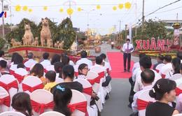 """Hội hoa Xuân tại KCN Hiệp Phước """"Xuân sum họp, Tết Đoàn viên"""""""