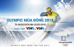 CHÍNH THỨC: Đài Truyền hình Việt Nam sở hữu bản quyền Olympic Pyeongchang 2018