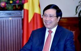 Phó Thủ tướng Phạm Bình Minh tiếp xúc song phương bên lề Đại hội đồng LHQ khóa 73
