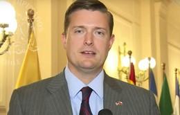 Mỹ: Thư ký Nhà Trắng Rob Porter từ chức
