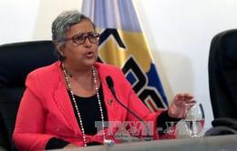 Venezuela ấn định ngày bầu cử Tổng thống