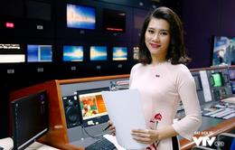 """Tản mạn đầu xuân cùng """"người đẹp Thời sự"""" Khánh Trang"""