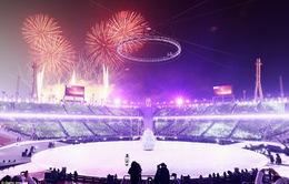 VIDEO: Những khoảnh khắc ấn tượng trong Lễ khai mạc Olympic Pyeongchang 2018