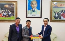 Tập đoàn FLC trao thưởng cho đội tuyển U23 Việt Nam