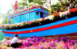 Khánh Hòa khai mạc Hội hoa Xuân 2018