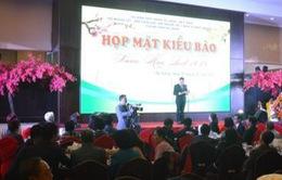 Đà Nẵng tổ chức buổi gặp mặt hơn 160 kiều bào về quê đón Tết