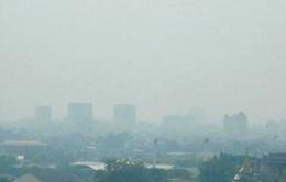 Báo động ô nhiễm không khí ở Bangkok