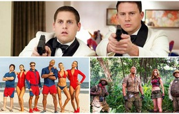 Những bộ phim dành để xem cùng hội bạn thân