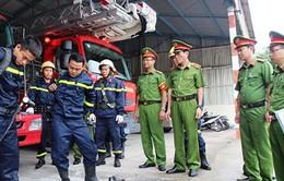 Đà Nẵng kiểm tra an toàn phòng chống cháy nổ dịp Tết
