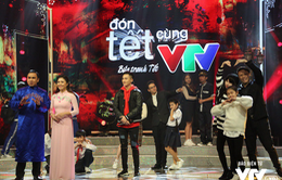 """Đón Tết cùng VTV: Cặp nam thần Bùi Anh Tuấn - Ali Hoàng Dương """"đốn tim"""" fan nữ"""