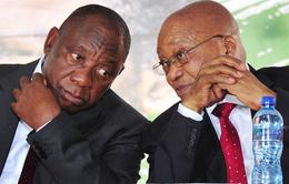 Đàm phán chuyển giao quyền lực tại Nam Phi