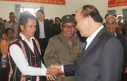 Thủ tướng thăm hỏi, tặng quà Tết cho đồng bào dân tộc thiểu số tỉnh Đắk Nông