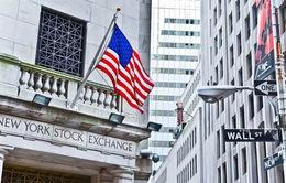 Thị trường chứng khoán Mỹ tiếp tục biến động