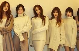 Thành viên nhóm T-ara viết tâm thư công bố tin tan rã