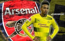 Chuyển nhượng bóng đá quốc tế ngày 17/01/2018: Báo chí châu Âu khẳng định Aubameyang sắp tới Arsenal