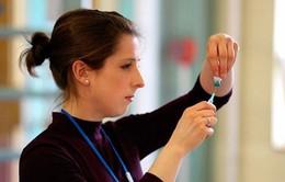 Thiếu hụt vaccine phòng cúm tại Anh