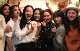 Son Ye Jin mừng sinh nhật bên hội bạn nổi tiếng