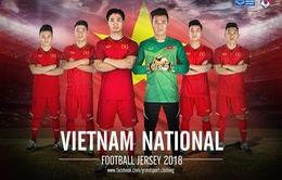 Ra mắt áo đấu mới của các ĐT Việt Nam trước thềm VCK U23 châu Á 2018