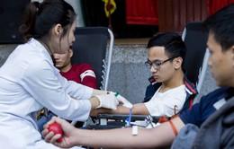 Hưởng ứng lời kêu gọi, lượng máu dự trữ trong đó có nhóm máu O đã tăng