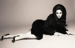 Hoa hậu Kỳ Duyên ấn tượng trong bộ ảnh đen trắng