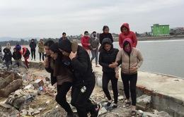 Vụ chìm thuyền ở Thanh Hóa: Bi kịch ập đến người đàn bà góa phụ