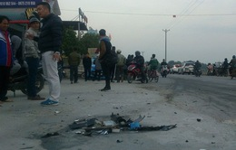 Hải Phòng: TNGT nghiêm trọng, 2 nữ sinh thiệt mạng