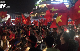 Một lần nữa, chiến thắng vĩ đại của U23 Việt Nam nhấn chìm Facebook trong màu đỏ