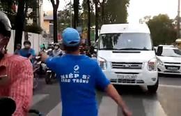 Việc tử tế: Hiệp sĩ giao thông tại TP.Hồ Chí Minh