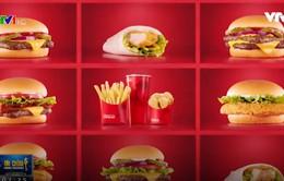 Nóng bỏng cuộc chiến giảm giá đồ ăn nhanh tại Mỹ