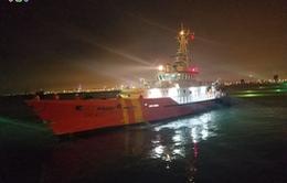 Cứu nạn thuyền viên người Philippines trên tàu Leonidas bị nhồi máu cơ tim