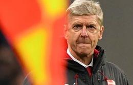 HLV Wenger thừa nhận về tương lai mờ mịt tại Arsenal
